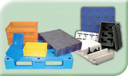 container kanshozai plastic palette