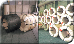 steel coil wire coil